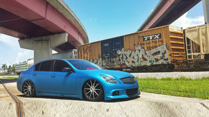 Infiniti G37 RWD - Airlift Performance - Front Kit
