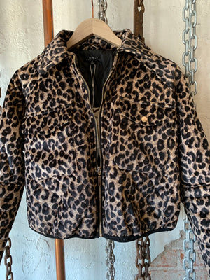 Devotion Leopard Jacket
