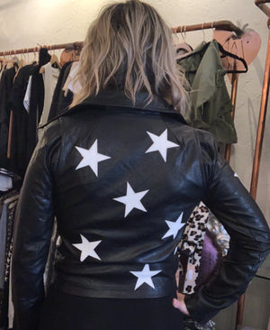 Moonlight Moto Jacket🖤