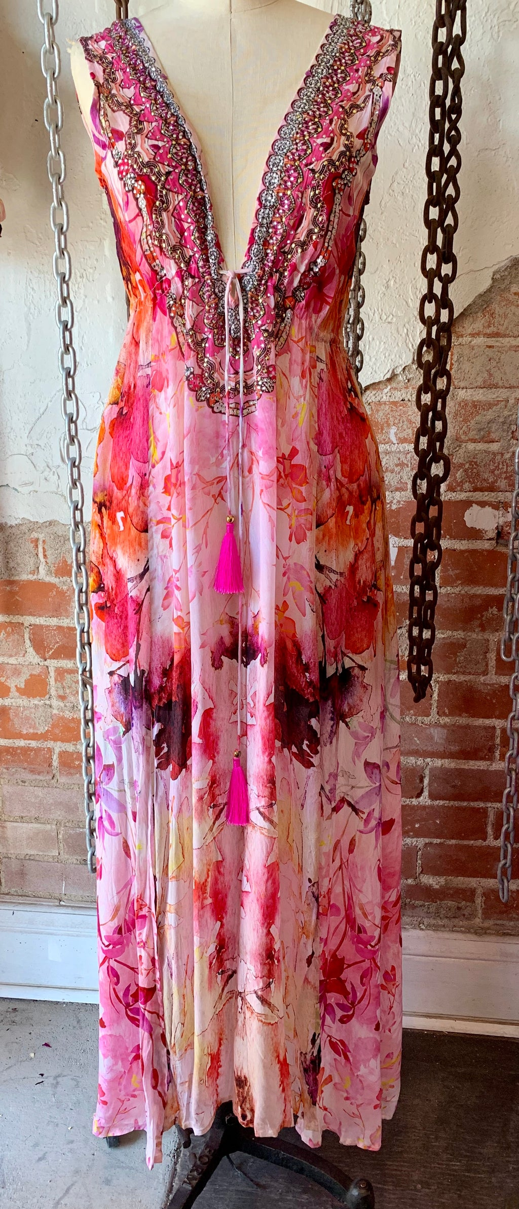 Sunset Paradise Dress