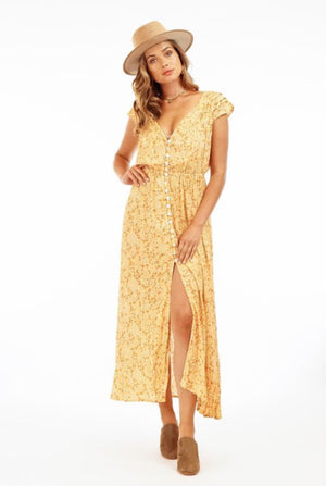 Tiare Hawaii New Moon Maxi Dress