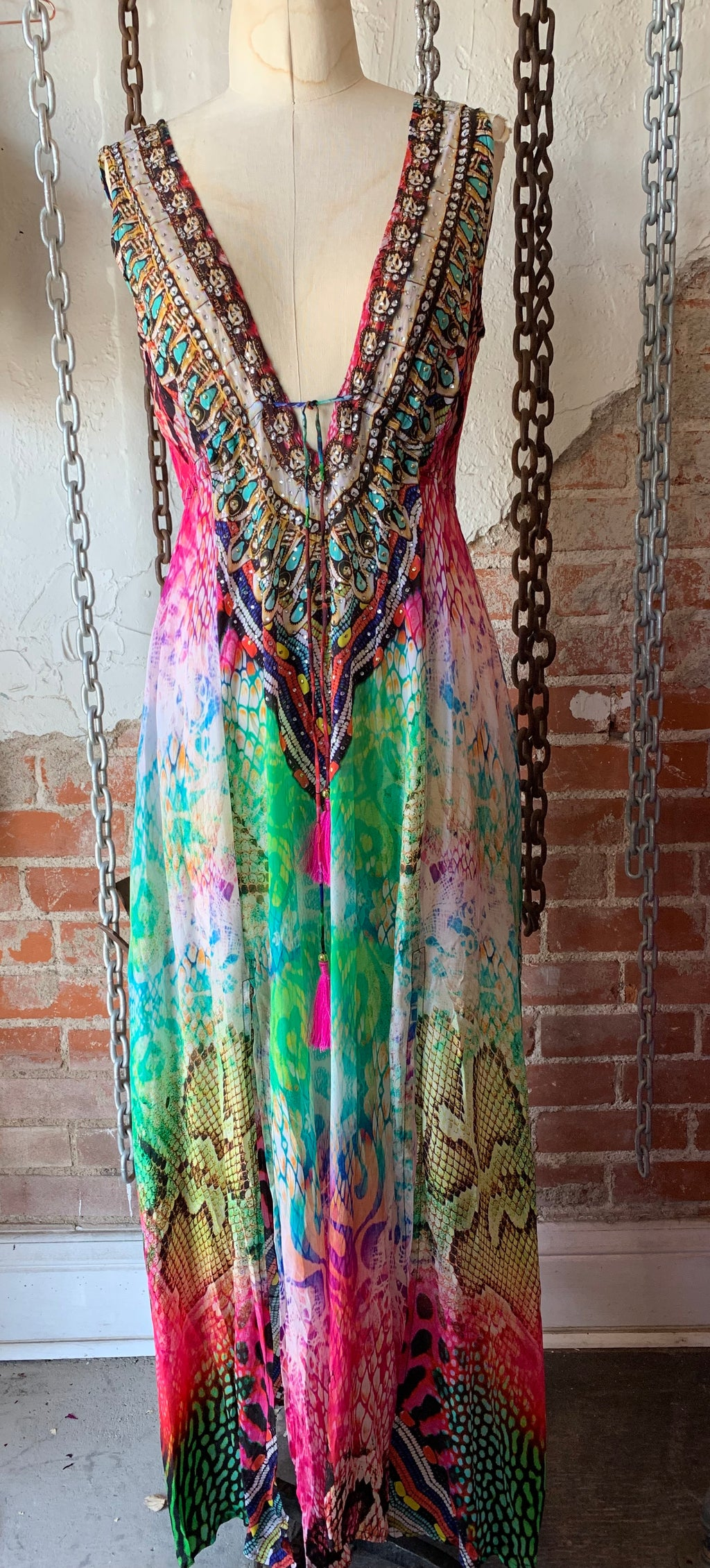 Jungle Paradise Dress