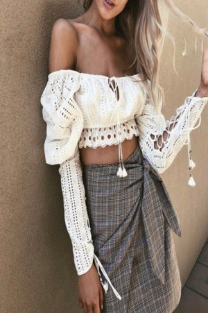 Sweet Dreams Crop Top