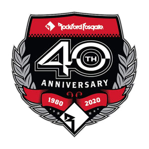 Rockford Fosgate Celebrates 40th Anniversay