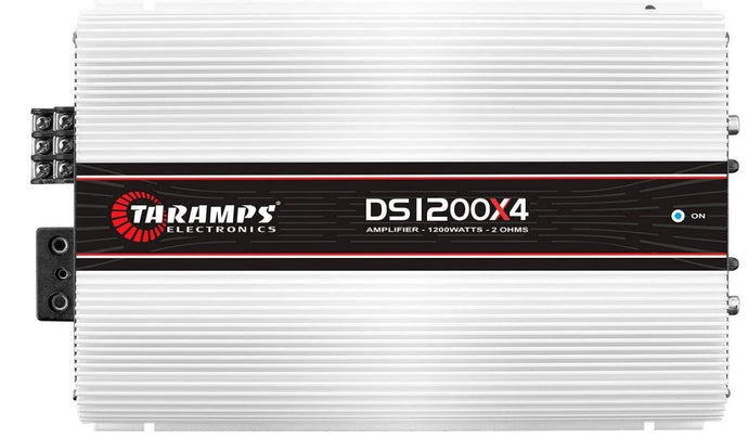 Taramps DS 1200x4 4 Channel Amplifier - Iconic Sound Solutions