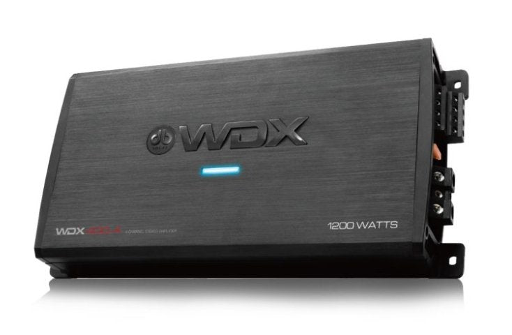 DB Drive WDX 400.4 4 Channel Amplifier - Iconic Sound Solutions