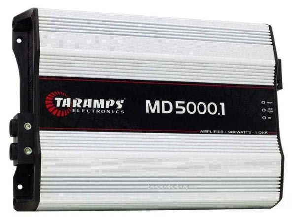 Taramps MD 5000 Mono Amplifier - Iconic Sound Solutions