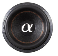 "Alphasonik Venom Series 10"" Subwoofer - Iconic Sound Solutions"