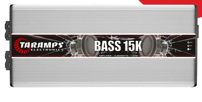 Taramps Bass 15k Mono Amplifier - Iconic Sound Solutions