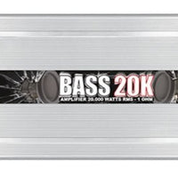 Taramps Bass 20k Mono Amplifier - Iconic Sound Solutions