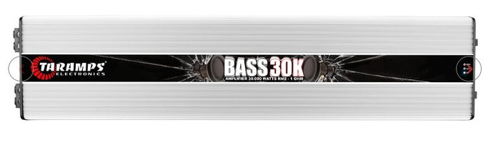 Taramps Bass 30K Mono Amplifier - Iconic Sound Solutions