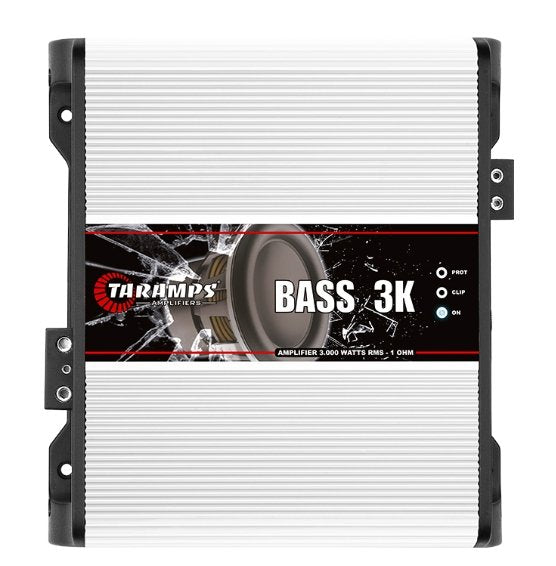 Taramps Bass 3k Mono Amplifier - Iconic Sound Solutions