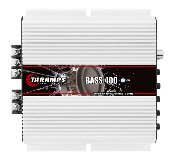 Taramps Bass 400 Mono Amplifier - Iconic Sound Solutions