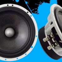 "Resilient Sounds ES65C 6.5"" Speakers - Iconic Sound Solutions"