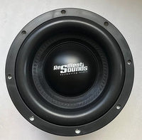 "Resilient Sounds Gold Series 10"" Subwoofer - Iconic Sound Solutions"