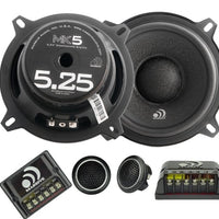 "Massive Audio MK5 5.25"" Component Set - Iconic Sound Solutions"