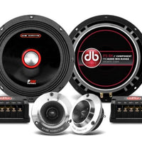 "DB Drive P3 8"" Pro Audio Component Set - Iconic Sound Solutions"
