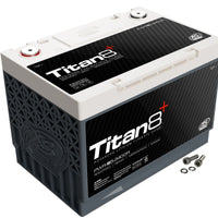 PWR-S5-3400R - 12V Lithium Titan8 Direct Fit Battery