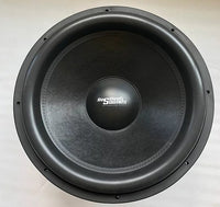 "Resilient Sounds Platinum Series 18"" Subwoofer - Iconic Sound Solutions"