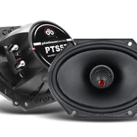 DB Drive Platinum Series 5x7 Coaxial Speakers - Iconic Sound Solutions
