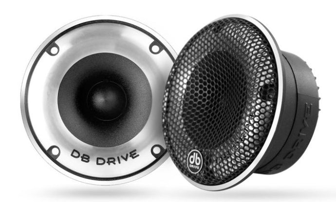 DB Drive P9TW 3D 1″ PRO Audio Tweeter - Iconic Sound Solutions
