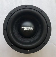 "Resilient Sounds Gold Series 8"" Subwoofer - Iconic Sound Solutions"
