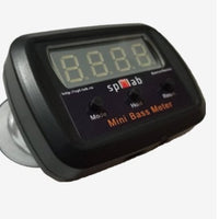 SPL Labs Mini Bass Meter SE with built in Voltmeter function - Iconic Sound Solutions