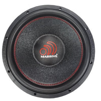 "Massive Audio Summo XL 15"" Subwoofer - Iconic Sound Solutions"