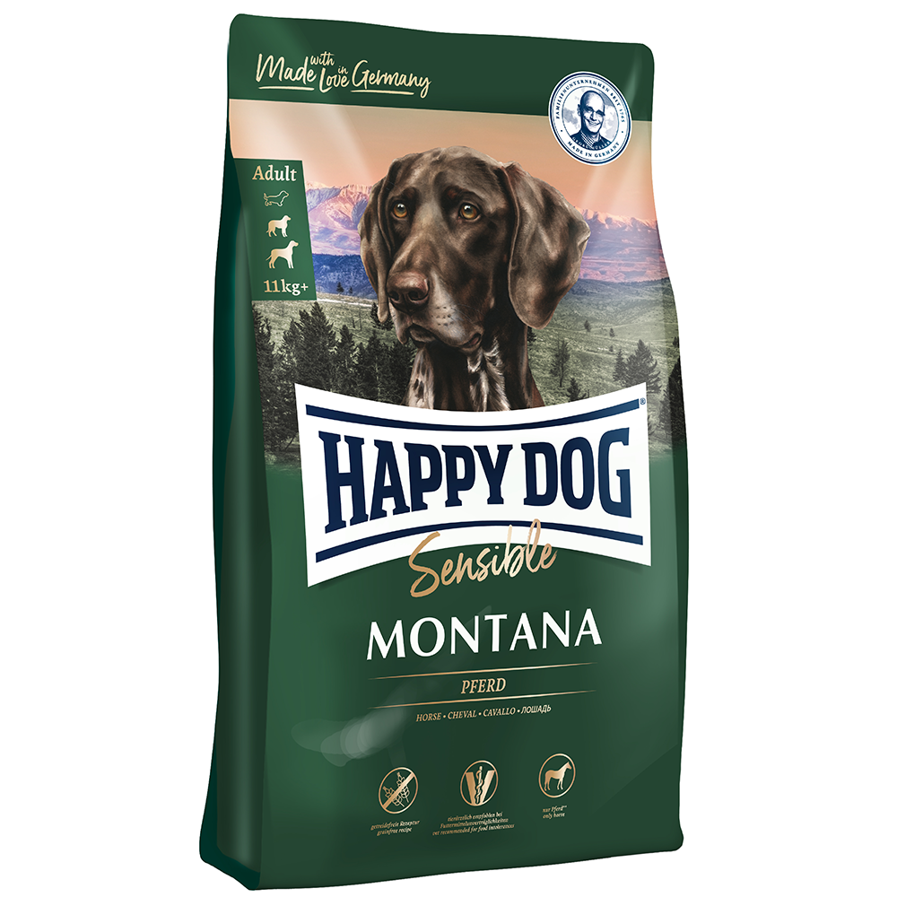 Happy Dog - Montana Paard