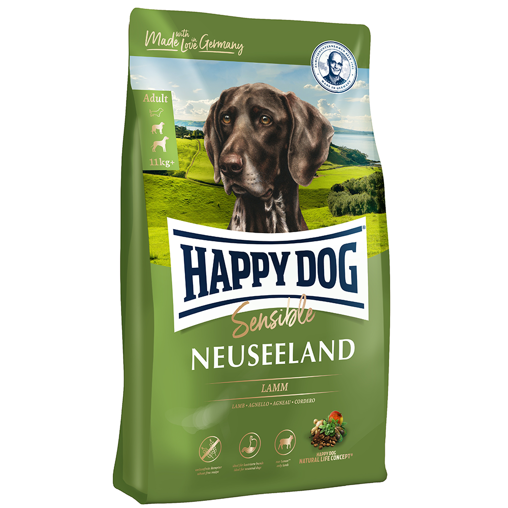 Happy Dog - Neuseeland Lam