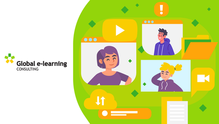 Panorama del e-learning para el 2021