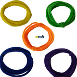Chenille Stem Pipe Cleaners Craft Wire Roll-3 Meters