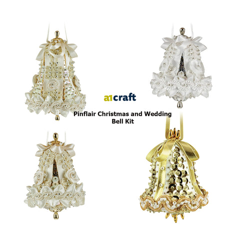 Pinflair Kit Create a Beautiful Christmas and Wedding Bell