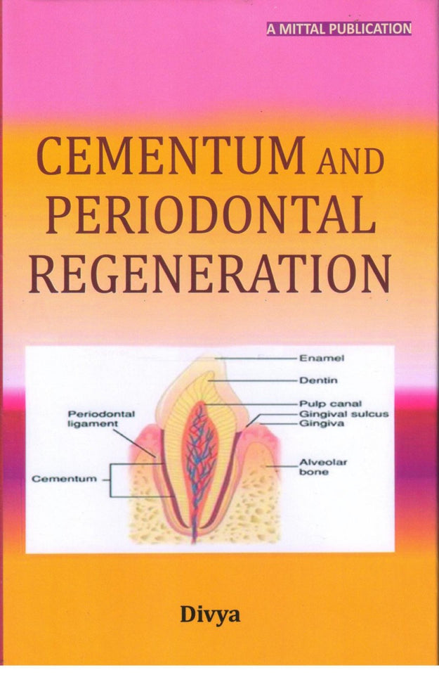 Cementum and Periodontal Regeneration
