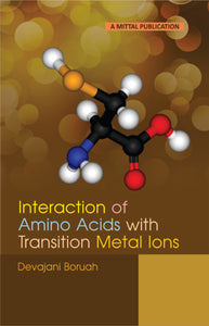 Interaction of Amino Acids with Transition Metal Ions