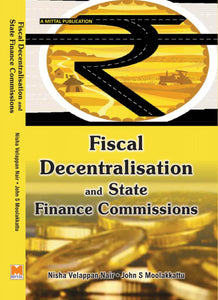 Fiscal Decentralisation and State Finance Commissions