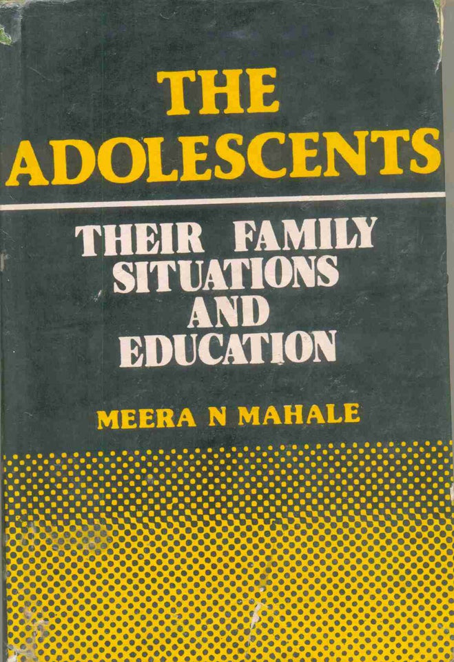 The Adolescents-Their Family Situations And The Education