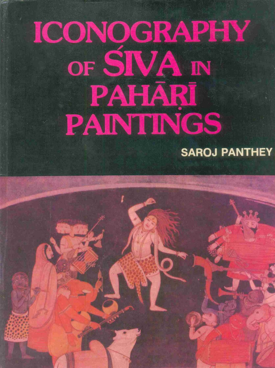 Iconography Of Siva In Pahari Paintings