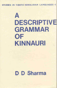 A Descriptive Grammar of Kinnauri
