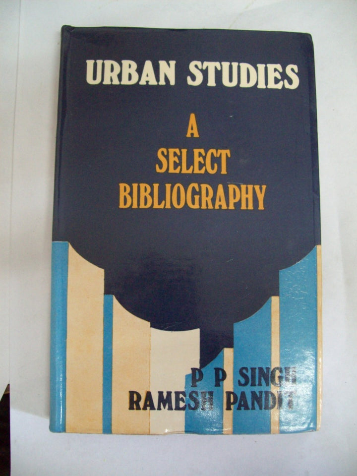 Urban Studies: A Select Bibliography