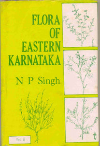 Flora of Eastern Karnataka (2 Volumes)