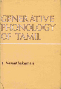 Generative Phonology Of Tamil