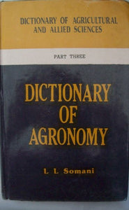 Dictionary Of Agronomy (4 Parts)