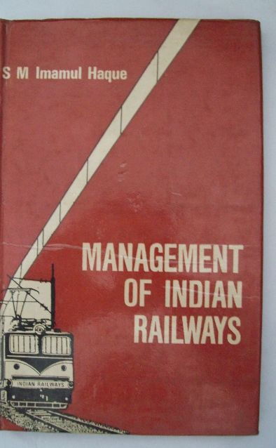Management Of Indian Railways