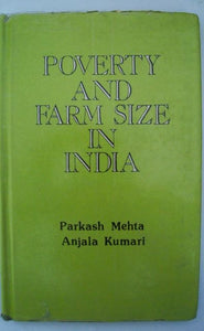 Poverty And Farm Size In India