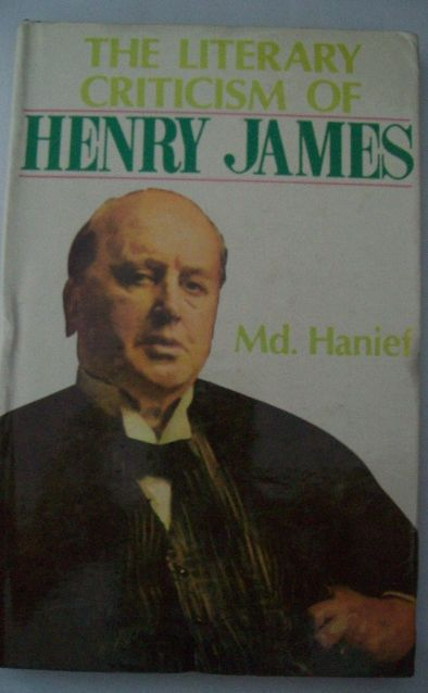 The Literary Criticism Of Henry James