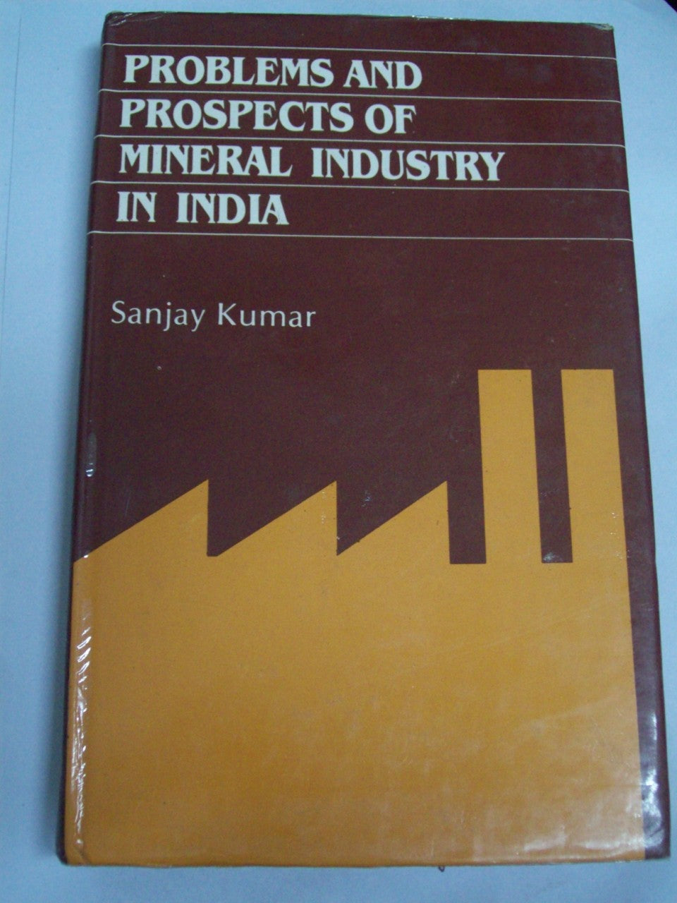 Problems And Prospects Of Mineral Industry In India