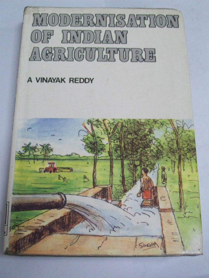 Modernisation Of Indian Agriculture