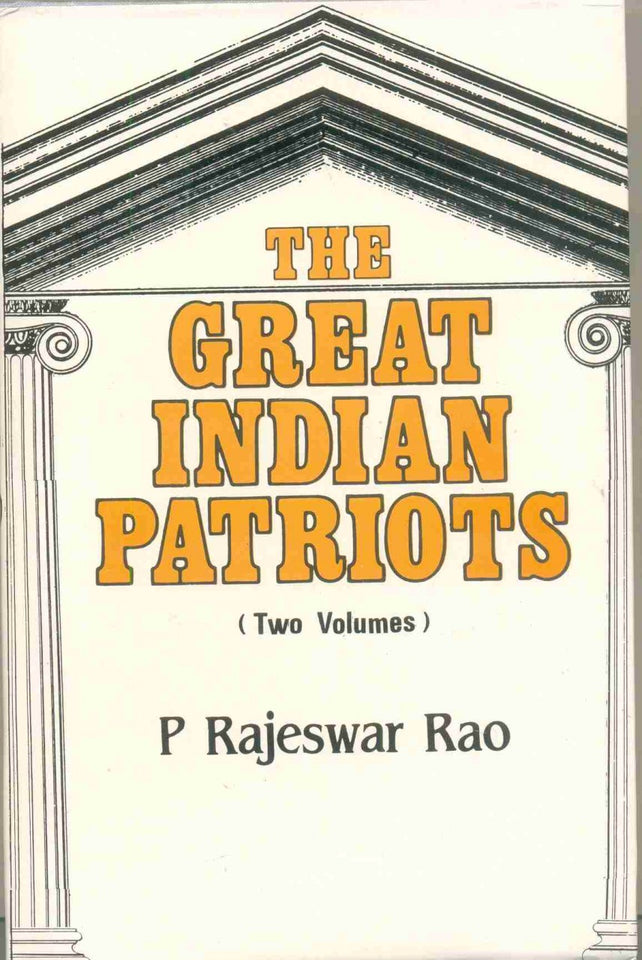 The Great Indian Patriots (2 Volumes)