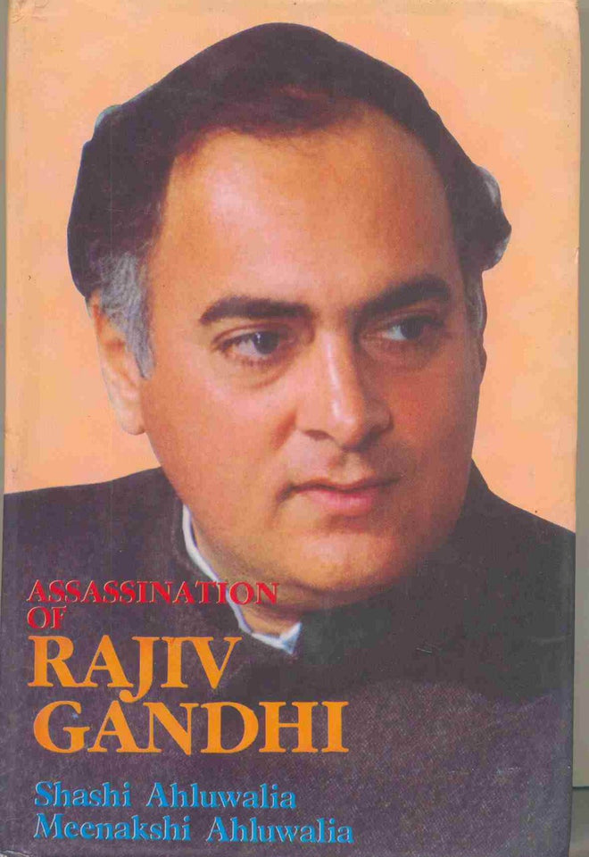 Assassination of Rajiv Gandhi